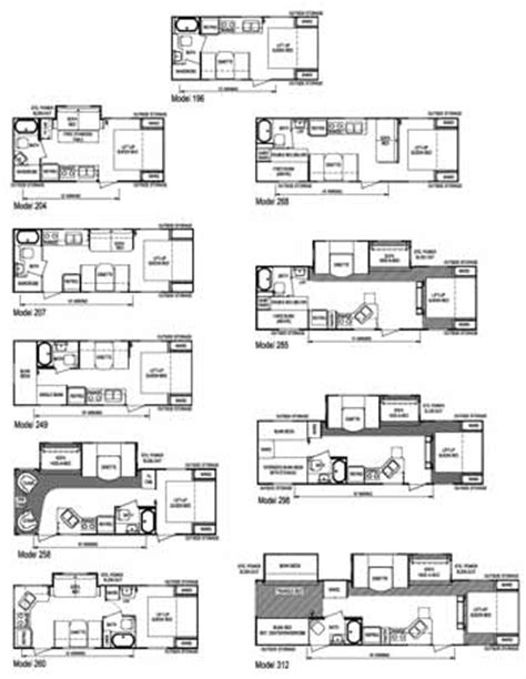 layton travel trailer floor plans layton rv floor plans thefloors co