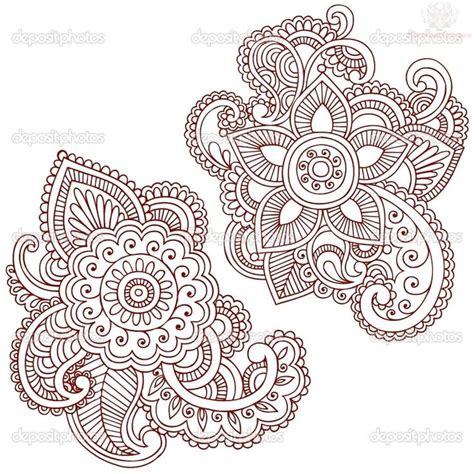 tattoo pattern printer henna tattoo on neck henna flower paisley pattern tattoo