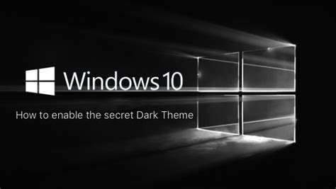 windows themes black and white tutorial how to enable dark theme on your windows 10 pc