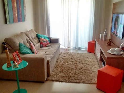 decorar sala pequena simples decora 231 227 o de sala pequena e moderna tend 234 ncias 2019