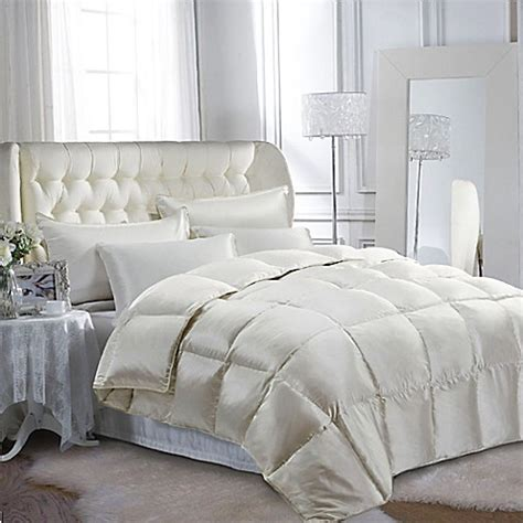 storing down comforter wamsutta 174 collection silk goose down comforter bed bath