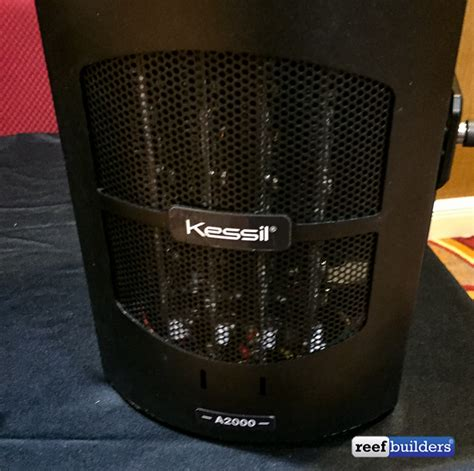Kessil Lights by Kessil A2000 Prototype Debuts At Regional Aquarium