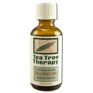 tree water solution tea tree 15 water solution tea tree therapy 2 oz