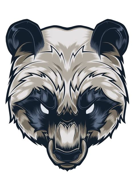 panda tattoo cartoon 55 best images about monster graphics works on pinterest