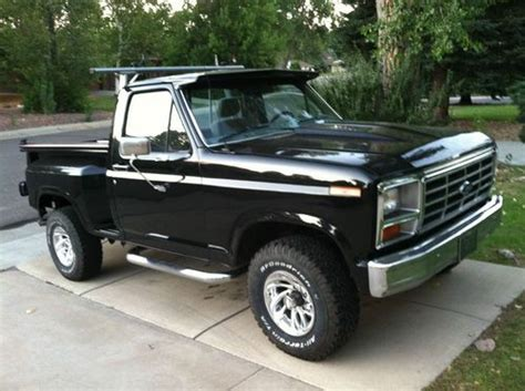 buy used 1984 ford f 150 base standard cab pickup 2 door 5