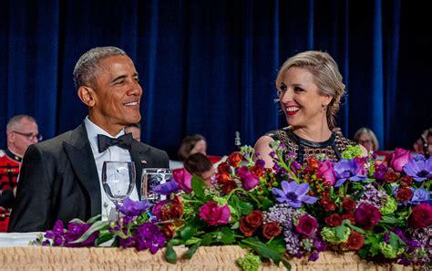 carol lee white house correspondent whca dinner