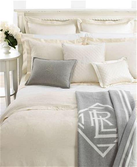 ralph lauren bedding macys lauren ralph lauren cream paisley suite bedding