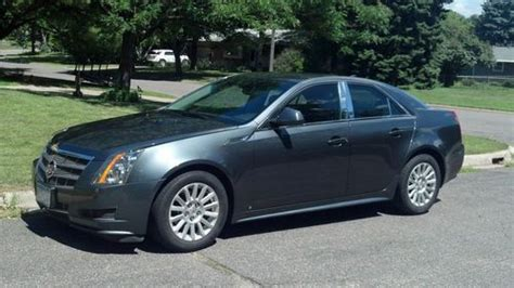 Cadillac Cts Warranty by Sell Used 2010 Cadillac Cts Luxury Sedan 3 0l With