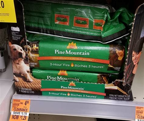 Pine Mountain Fireplace Logs by Pine Mountain Log Cheap Grocery Coupons Wyd