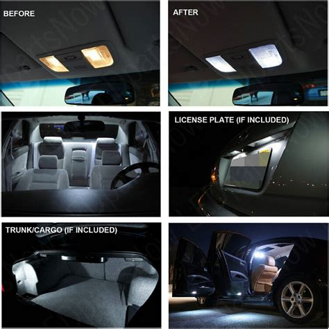 Jeep Jk Interior Lights by Free Shipping 5pc Led Lights Car Styling Interior Package