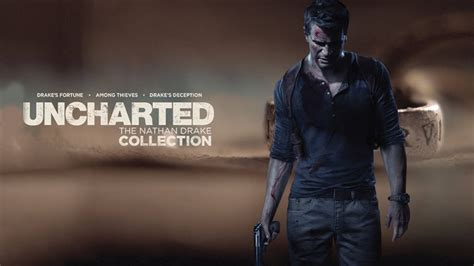 Uncharted The Nathan Collection R All Ps4 Ori uncharted nathan collection announced for ps4