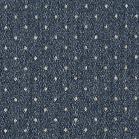 country upholstery fabric blue and beige dotted country upholstery fabric by the yard