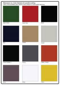 Mercedes Colour Chart 2014 Volkswagen Paint Color Chart Autos Weblog