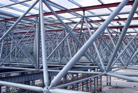 Konstruksi Ruang Baja pemahaman jenis jenis sistem struktur pada bangunan