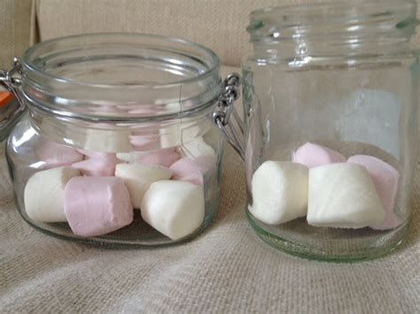 Choco Jar Marshmallow jar present gift pre school