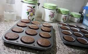 Scoop Sendok Eskrim recipe chocolate cupcake our lil family as the hasibuan s