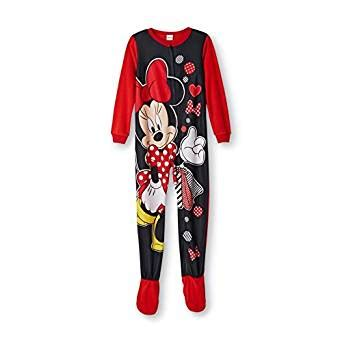 Minnie Mouse Sleeper by Disney Minnie Mouse Footed Blanket Sleeper