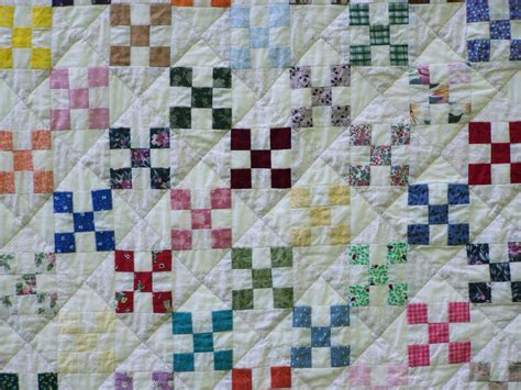 when gives you scraps make quilts nine patch