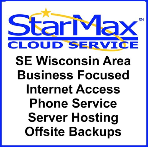 wisconsin service phone number starmax service service providers 11127 w bluemound rd milwaukee wi