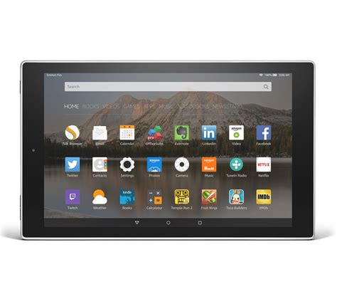 Tablet Hd hd 10 1 quot tablet 16 gb silver deals pc world