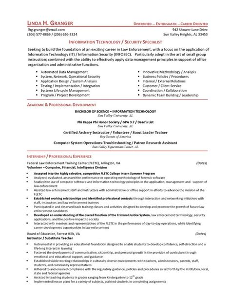 17 best ideas about officer resume on officer recruitment resume and