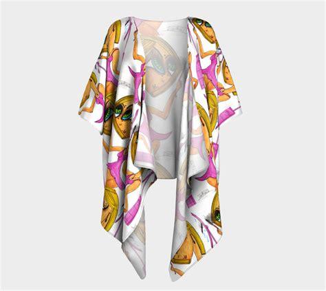 Kimono Maskara mascara kimono draped kimono by richard cortez shop of where