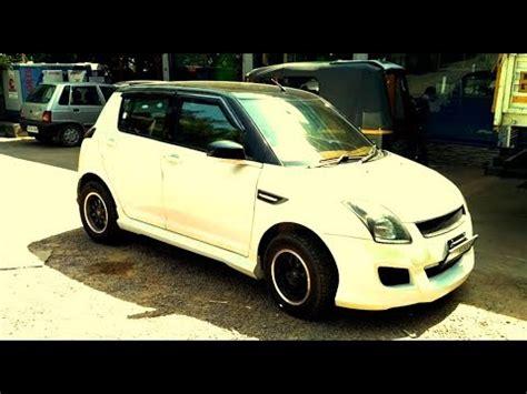 modified swift car modified cars  kerala india fw