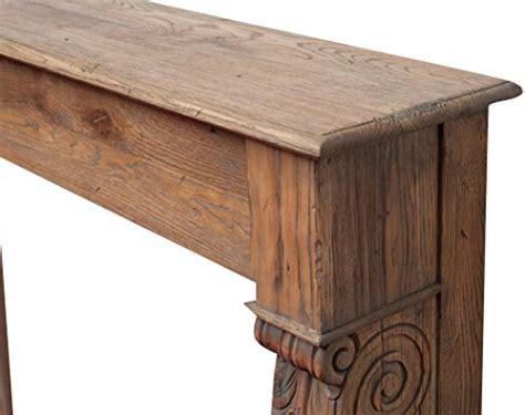 camino legno cornici in legno per camini