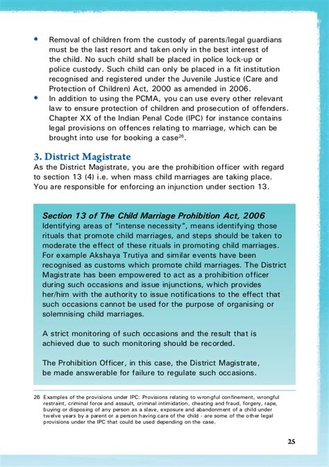children act section 31 handbook on the prohibition of child marriage act 2006