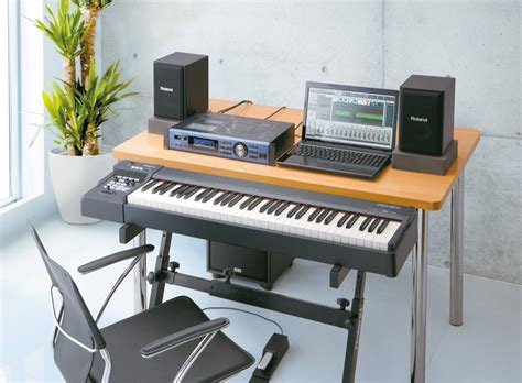 Piano Computer Desk Building Your Home Recording Studio Singer Songwriters Soundbase Megastore