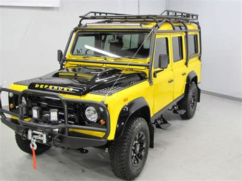 land rover defender 90 yellow 17 best images about rovers on pinterest trucks range