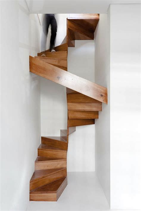 Winding Staircase Design Spiral Staircase Wood House Character