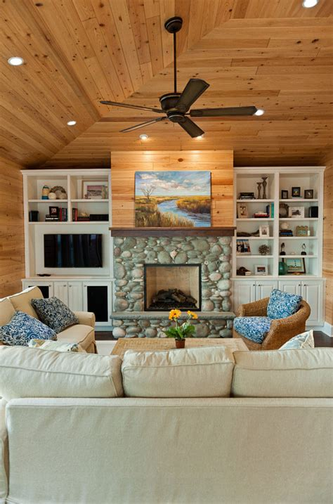 house with casual coastal interiors home bunch