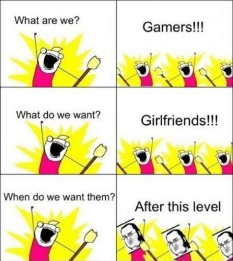 What Are We Meme - gamer comic