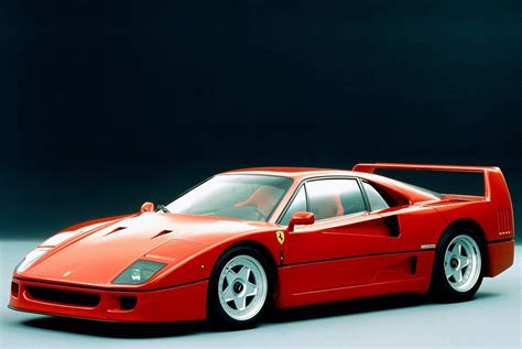 Admiring The World Changing Supercars Of The 80s Gear