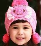 Topi Korea Anak Junior topi anak perempuan model cantik dan manis