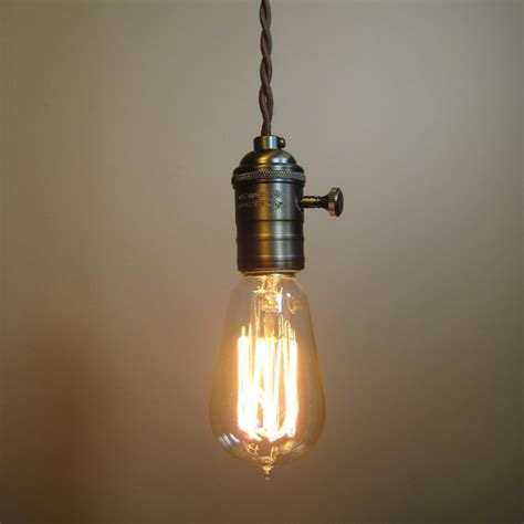 Hanging Photos On Wire very goods bare bulb pendant light edison light bulb