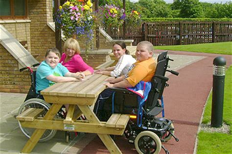 the table for disabled wheelchair accessible picnic tables and chairs disability