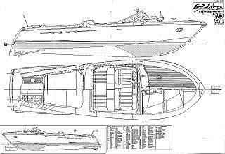 riva boat drawing image associ 233 e boat drawings boat boat plans riva boat