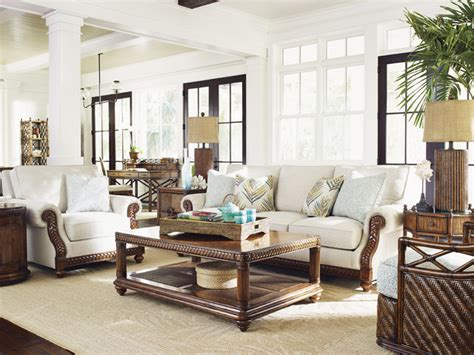 tropical living room furniture bali hai british west indies living room tropical