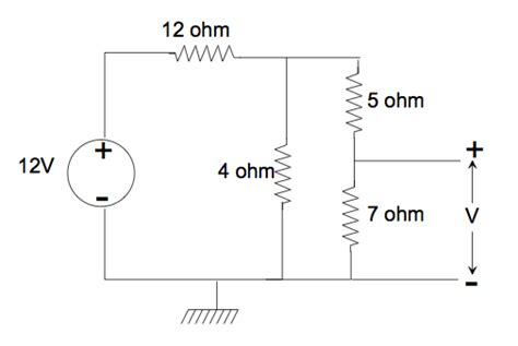voltage drop across 1 ohm resistor voltage drop across a 12 ohm resistor 28 images untitled ccrma stanford edu physics intro