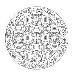coloriage mandala meditation 224 imprimer sur coloriages info