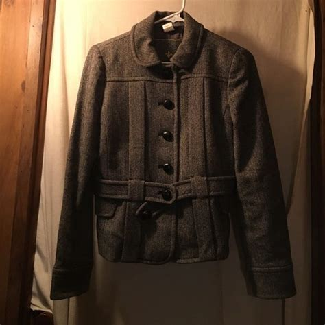 Pristine Coat j crew wool coat pristine j crew wool jacket size 4