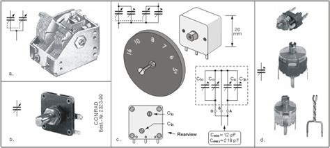variable capacitor components 2 3 variable capacitors components of electronic devices