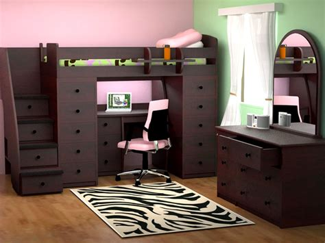 bunk bed with desk for adults full size loft beds full low loft with desk and dresser