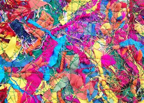 how to make fabric from scraps how to make fabric from scraps