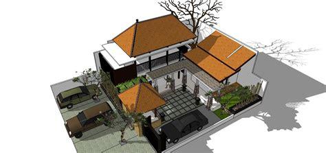 desain gapura bali 63 desain rumah tradisional bali ragam motif hias