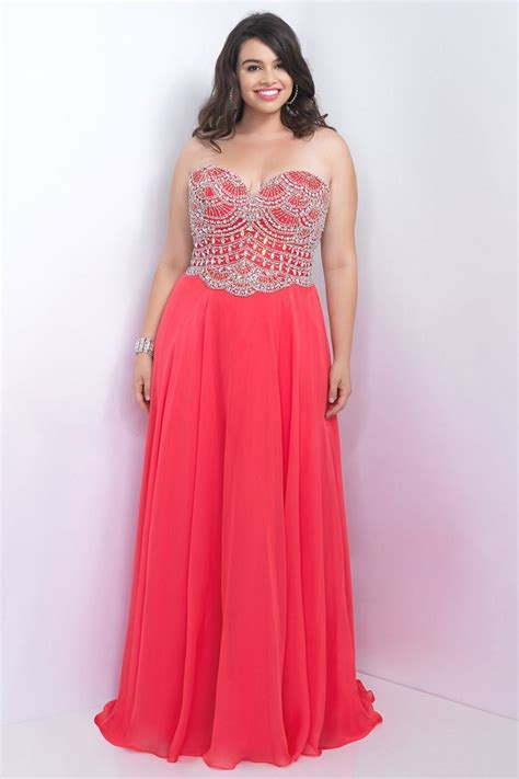 blush beaded dress blush plus size 9104w beaded bodice prom dress