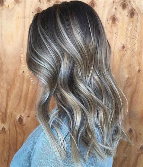 platinum highlights with ash brown hair 17 best ideas about ash blonde on pinterest ashy blonde