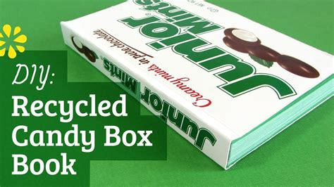 How To Make A Book With One Of Paper - how to make a book softcover recycled box